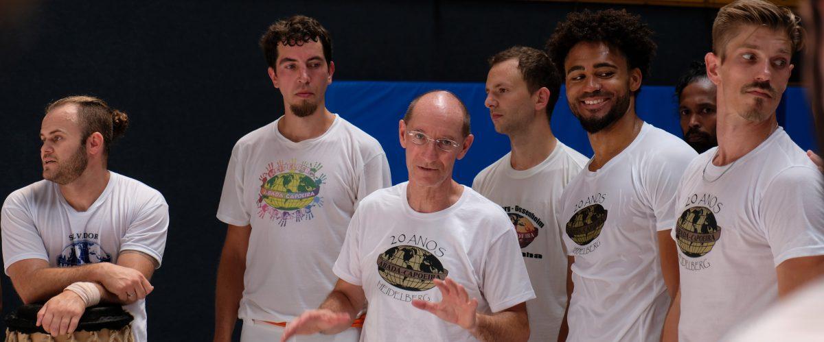 Abadá Capoeira Heidelberg